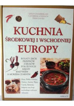 Kuchnia środkowej i wschodniej Europy