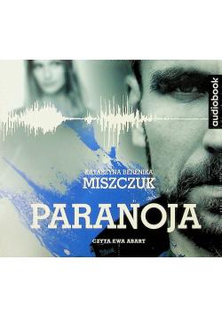 Paranoja Audiobook Nowa