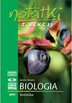 Notatki z Lekcji Biologii Botanika