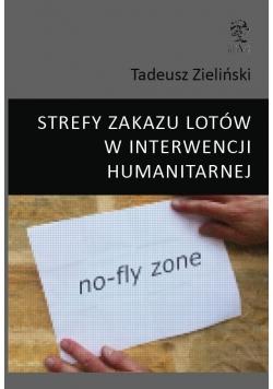 Strefy zakazu lotów w interwencji humanitarnej