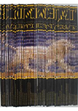Tajemnice Starożytnych Cywilizacji 46 tomów