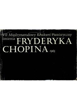 VII Międzynarodowy konkurs pianistyczny im Fryderyka Chopina