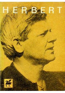 Herbert Poezje wybrane
