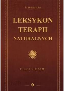 Leksykon terapii naturalnych