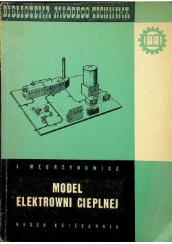 Model elektrowni cieplnej