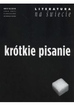 Literatura na świecie9 10