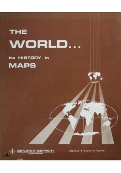 The world Its history In Maps