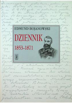 Bojanowski Dziennik 1853 - 1871