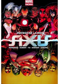 Avengers i X Men Axis