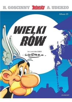 Asteriks Wielki rów Album 25