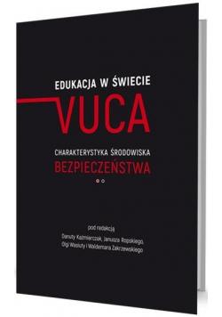 Edukacja w świecie VUCA