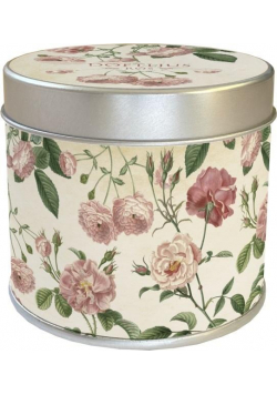 Zapachowa świeczka 52 - róże - zapach róż
