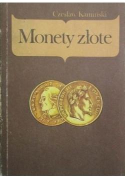 Monety złote 1851 do 1987