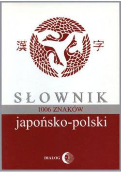 Słownik 1006 znaków japońsko polski