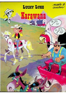 Lucky Luke Karawana