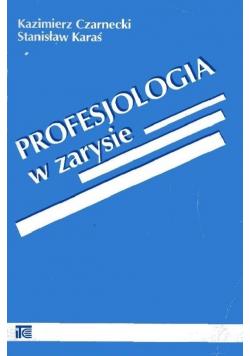 Profesjologia w zarysie