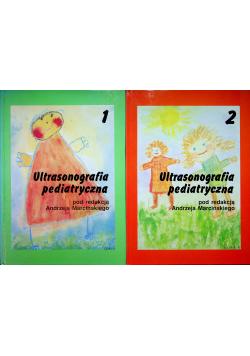 Ultrasonografia pediatryczna 2 tomy