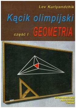 Kącik olimpijski Geometria