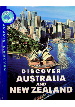 Discover Australia and New Zealand