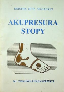 Akupresura stopy