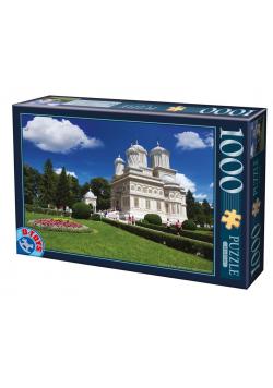 Puzzle 1000 Rumunia, Klasztor w Arges