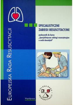 Specjalistyczne zabiegi resuscytacyjne