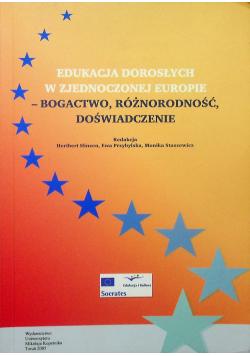 Edukacja dorosłych w zjednoczonej Europie