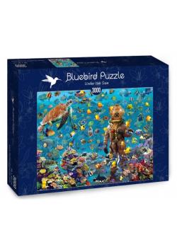 Puzzle 3000 Pod wodą