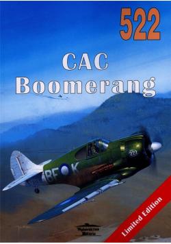 CAC Boomerang nr 522