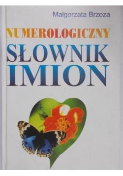 Numerologiczny słownik imion