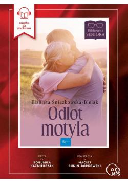 Biblioteka Seniora. Odlot Motyla. Audiobook