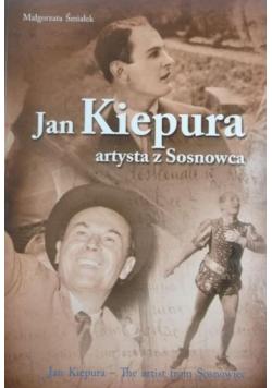 Jan Kiepura artysta z Sosnowca