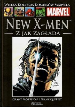 New X Men Z jak Zagłada