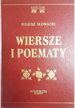 Słowacki Wiersze i poematy