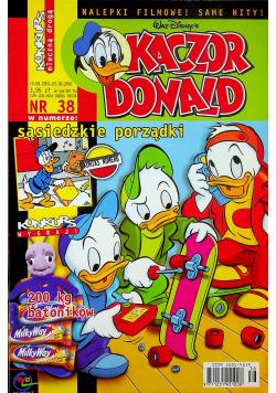 Kaczor Donald nr 38