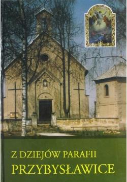 Z dziejów Parafii Przybysławice