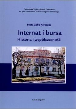 Internat i bursa Historia i współczesność
