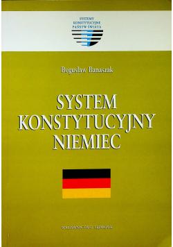System konstytucyjny Niemiec