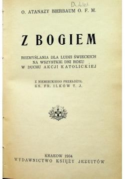 Z Bogiem 1934 r.