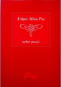Poe Wybór poezji