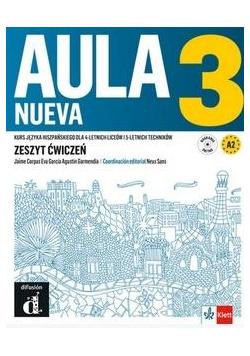 Aula Nueva 3 ćwiczenia LEKTORKLETT
