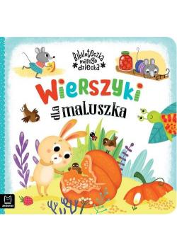 Wierszyki dla maluszka Biblioteczka małego dziecka