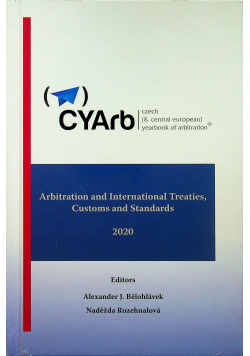 Arbitration and International Treaties Customs and Standards NOWA