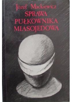 Sprawa pułkownika Miasojedowa