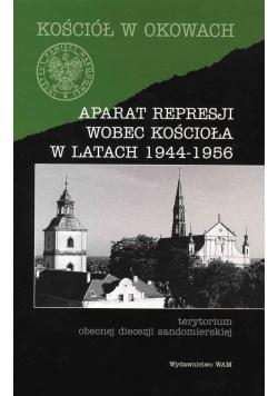 Aparat represji wobec Kościoła w latach 1944 1956