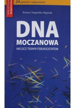 DNA Moczanowa Miejsce terapii febuksostatem