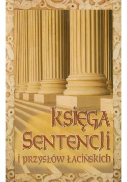 Księga sentencji i przysłów łacińskich