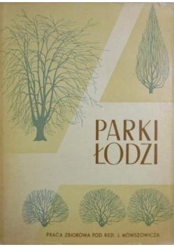 Parki Łodzi