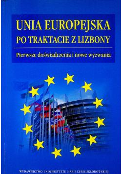 Unia Europejska po Traktacie z Lizbony