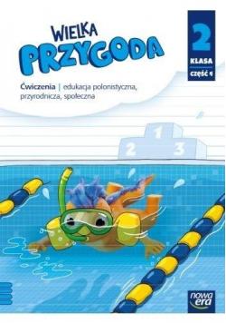 Wielka Przygoda SP 2 J. Polski ćw. cz.4 2021 NE